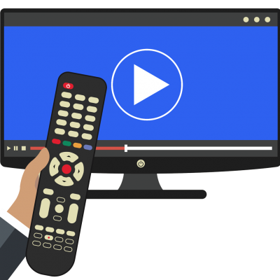 Tv-with-remote-new